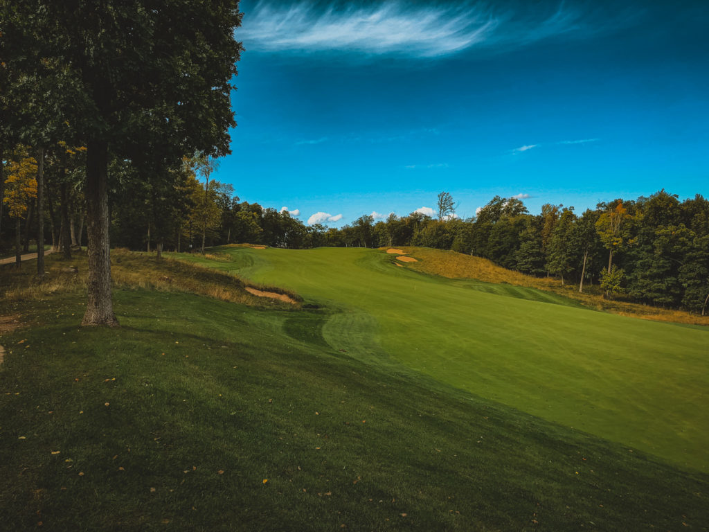 Golf Course Review Wild Rock